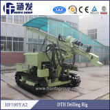 Hf100ya2 машина Crawler DTH Drilling