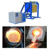 Het Verwarmen van de Inductie IGBT van Gou van Zhengzhou Auto Overhellende Smeltende Oven voor 50kg Koper/Zilver/Goud