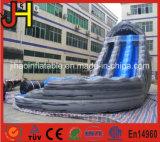 屋外の運動場販売のための膨脹可能な水警備員のスライド