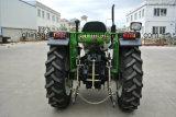 Suyuan Sy-404 4WDの農業の農場によって動かされるトラクター