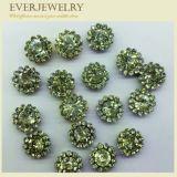 Камни кристаллический стекла ранга AAA материальные с камнем серебряного золота низкопробным