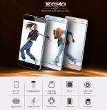 De Echo 5.0 Duim Geopende ROM 3000mAh van Cubot van de RAM van de Telefoon van de Cel van de Kern van de Vierling Smartphone Androïde 6.0 Mtk6580 2GB 16GB Slimme Telefoon Gouden Kleur