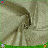 Tela de congregación impermeable tejida materia textil casera de la cortina del apagón de 2017 francos del poliester