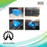 Altas piezas de la trituradora del acero de manganeso