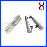 Imanes permanentes sinterizados barra con el tubo SUS304/316