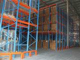 Cremalheira de aço do assoalho de mezanino do sistema da cremalheira do armazenamento do armazém Multi-Level