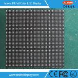 Quadro de avisos curvado do indicador de diodo emissor de luz da cor cheia HD P5.95 SMD3535 arrendamento ao ar livre