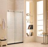 Одобренные Ce стеклянные экраны ливня ванной комнаты качания промотирования ванной комнаты (K11)