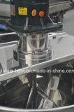 Caramella elettrica del riscaldamento dell'acciaio inossidabile da 100 litri che cucina i POT