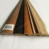 Modanatura di legno materiale della decorazione del T-Modanatura del MDF
