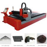 precio inoxidable de la máquina del laser del corte de la fibra de la placa de acero 1000With3000W