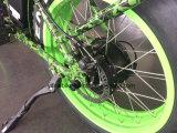 Bicicleta eléctrica de Big Power Fat 20inch bicicleta plegable montaña para adultos