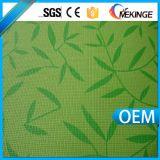 Eco高密度PVC接地適性のEcoのヨガのマット