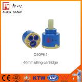 Accessori della stanza da bagno della cartuccia del rubinetto del rimontaggio di N35dw certificati Iapmo/Cupc 40mm