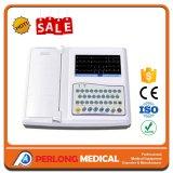 医療機器の病院装置12チャネルECG EKG (Electrocardiograph)機械