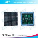 P8 SMD3535 hierro / aluminio de publicidad al aire libre Pantalla LED con 128dots X 128dots