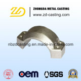 ステンレス鋼は熱い鍛造材機械が付いている部分を造った