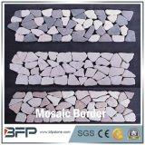 ボーダーのための建築材料のホーム装飾のモザイク壁のタイル