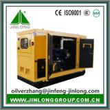 Là générateur insonorisé de diesel d'énergie électrique de la phase 15kVA/12kw
