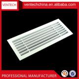 HVAC 시스템 알루미늄 천장 반환 공기 선형 바 석쇠