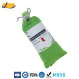 タケ木炭によって作動するカーボン空気浄化袋
