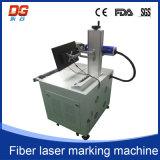 Máquina caliente de la marca del laser de la fibra del estilo 30W
