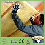 Rendere incombustibile la coperta isolata delle lane di vetro per il tetto