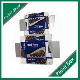 Boîte de papier à cerise de CYMK pour la vente en gros