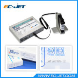 Código de barras do Inkjet do baixo custo e impressora de alta resolução da tâmara de expiração