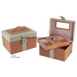 Caixa Quente da Jóia da Caixa de Jóia da Caixa de Madeira do Punho do Presente da Embalagem da Promoção de Venda