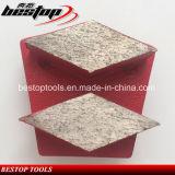 De zachte Hulpmiddelen van de Vloer van de Band Malende om Beton Op te poetsen