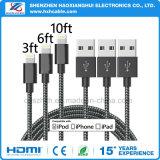 Daten-Kabel-Telefon-Zubehör USB-2.1A für iPhone