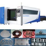 De betaalbare CNC van het Aluminium Scherpe Machines van de Laser van de Vezel voor de Verwerking van het Metaal