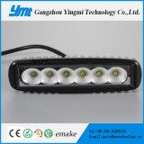 luz del trabajo de 18W Epistar LED con la viruta de Epistar LED