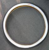 [26إكس2.125] بيضاء جدار درّاجة إطار العجلة