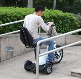 Vespa eléctrica de la movilidad con dos ruedas del motor del eje 16inch