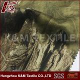Tessuto 100% di stirata di modo del poliestere 100d 4 con il panno morbido polare per vestiti esterni