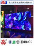 Alto fundición a presión a troquel de interior a todo color de la visualización de pantalla de la definición P4 LED para el funcionamiento de la etapa