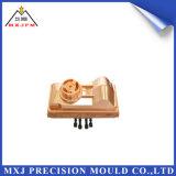 Elétrodo plástico do molde do molde da modelação por injeção do metal para o telefone móvel