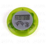 Temporizador de Digitas da cozinha da indicação digital do LCD do ABS (48-1Y1706)