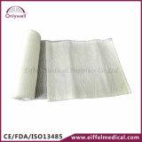 救急処置の包帯に服を着せる医学的な緊急事態のレスキュー圧縮