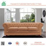 2017 Hot Sale Living Room Furniture Modern Wood Frame Sofa