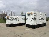 gerador 10kVA-2500kVA Diesel silencioso com motor de Perkins