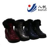 2017 neue Farbe PU der Form-Frauen-beiläufigen Schuh-vier für Frauen oder Ladybf1701148
