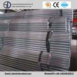 Galvanisiertes StahlPipe/Gi quadratisches Stahlrohr-/Gefäß-Zelle-Baumaterial