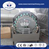 Semi-automática botella de cristal cepillado Máquina