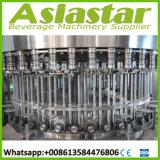 agua mineral de la botella 1.5-5L que aclara la máquina que capsula de relleno