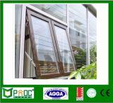 Windows storto di alluminio con il profilo non termico della rottura da Pnoc