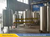 タンクりんご酒の成熟タンクビールLageringタンクビール発酵槽を成熟させるステンレス鋼