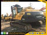 Volvoの使用された掘削機210blcのVolvo 210blcの掘削機、販売のための使用された210blc車輪の掘削機